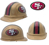 San Francisco Forty-Niners NFL Hardhats