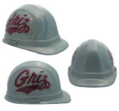 Montana Grizzlies Hard Hats