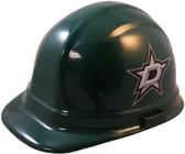Dallas Stars Hard Hats ~ Obique view