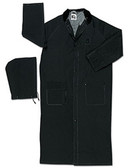MCR Classic Plus 35 mm, BLACK FR Raincoat PVC 60 inch Rain Coat