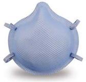 MOLDEX 1511 Series N95 Tuberculosis Respirator size Small (20 per box), Part #MOL1511 Pic 1