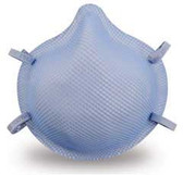 MOLDEX 1512 Series N95 Tuberculosis Respirator size Medium (20 per box), Part #MOL1512 Pic 1