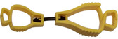 Glove Guard Clip Yellow Color