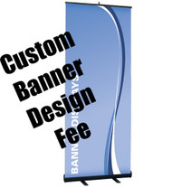 $50 Custom Banner Design Fee