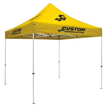 ... Custom Thermal Printed Event Tent. Image 1  sc 1 st  Custom Banner Lab & Custom Thermal Printed Event Tent