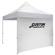 Custom Thermal Printed Full Tent Side Wall