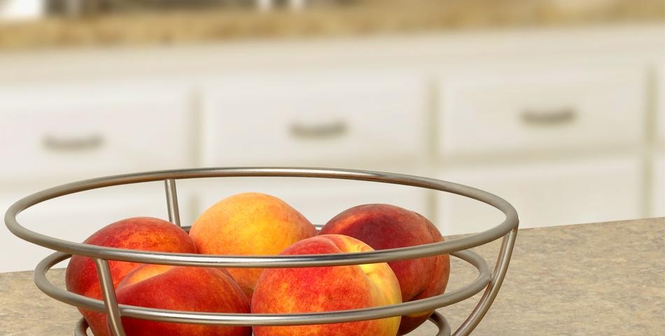 Spectrum Fruit Bowl