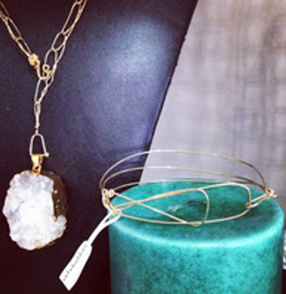 Curated collection of jewellery by Rachel Rochford available at Lotus.