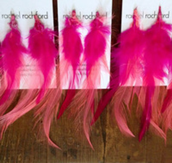 It's A Carnival Box features Rachel Rochford feather studs!