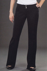 Cira Uniform Low-Rise Pant with Pockets Sku:H-P501W