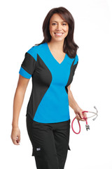 Mobb Ultra Flexi Scrub Top Sku:524T