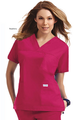 Mobb 3 Pocket V-Neck Scrub Top Sku:308T