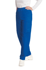 Mobb Unisex Drawstring/Elastic Scrub Pants Sku:307P