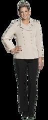 Joanne Martin Double Elegant Jacket Sku:910