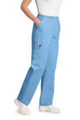 Mobb  Tall Drawstring/Elastic Scrub Pants Sku:309P
