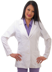Excel 4-Way Stretch Collared Jacket Sku:371