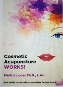 Dr Lucas' outlook on cosmetic surgery and practical advice on aging gracefully with a little help from acupuncture and essential oils. We have two cover options.