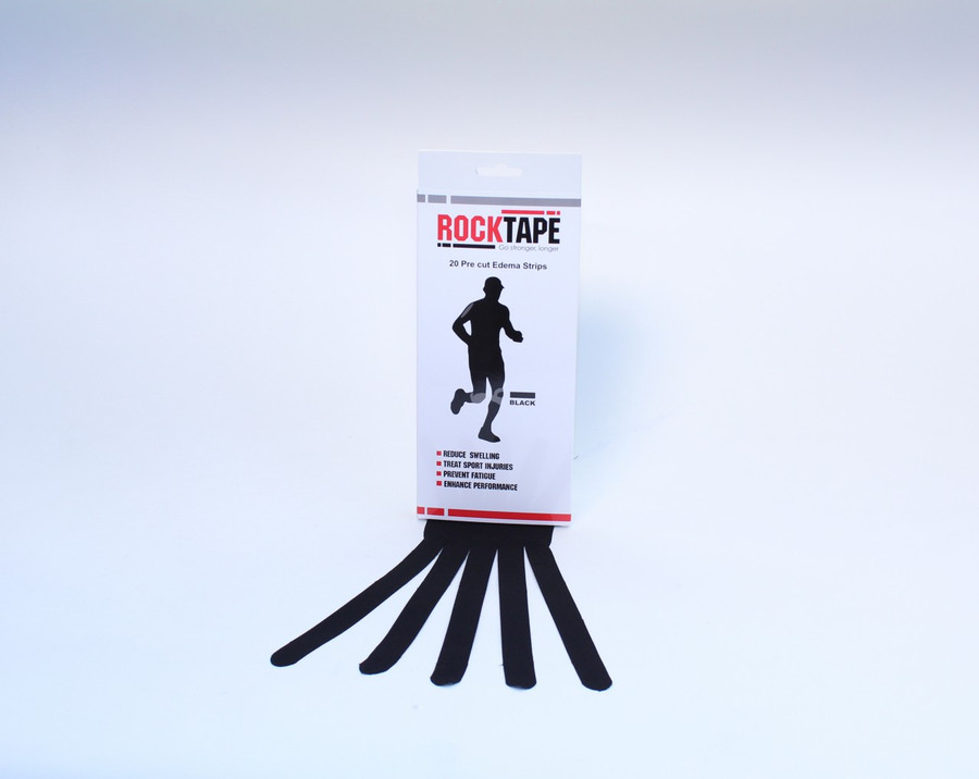 Precut Edema Strips - Black *