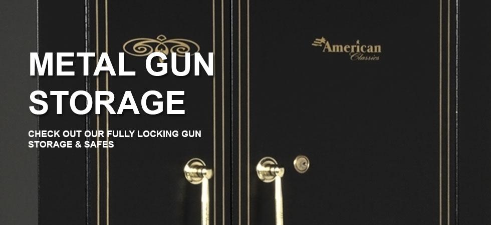 Metal Gun Storage