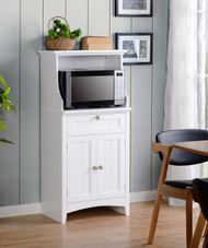 OS Home and Office Microwave/Utility Cabinet