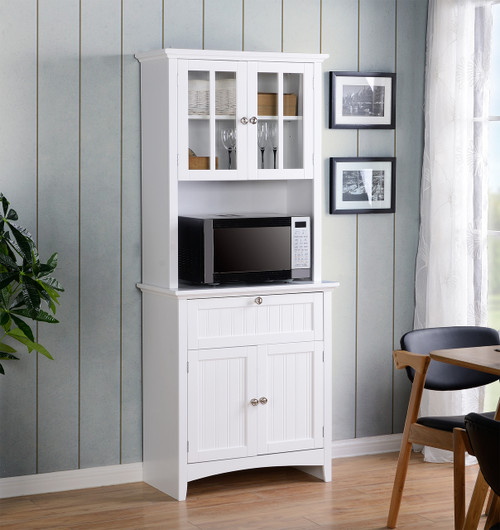 Os Home And Office Buffet And Hutch American Furniture Classics