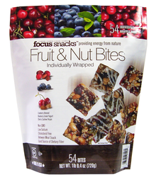 Fruit and Nut Bites by Bazzini