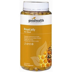 Good Health Royal Jelly  - 2 Packs of 365 Capsules