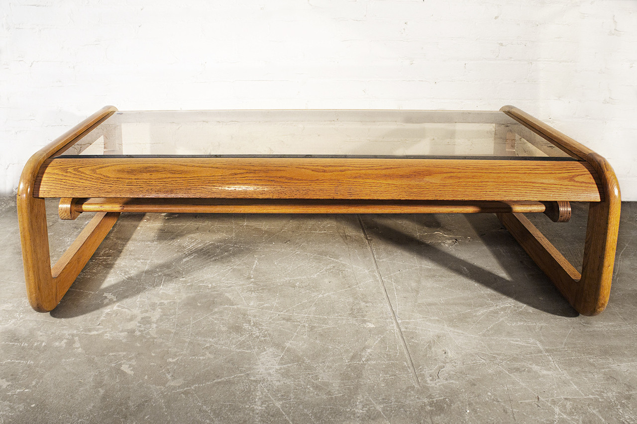 modern project century extracurricular watch youtube walnut mid coffee table