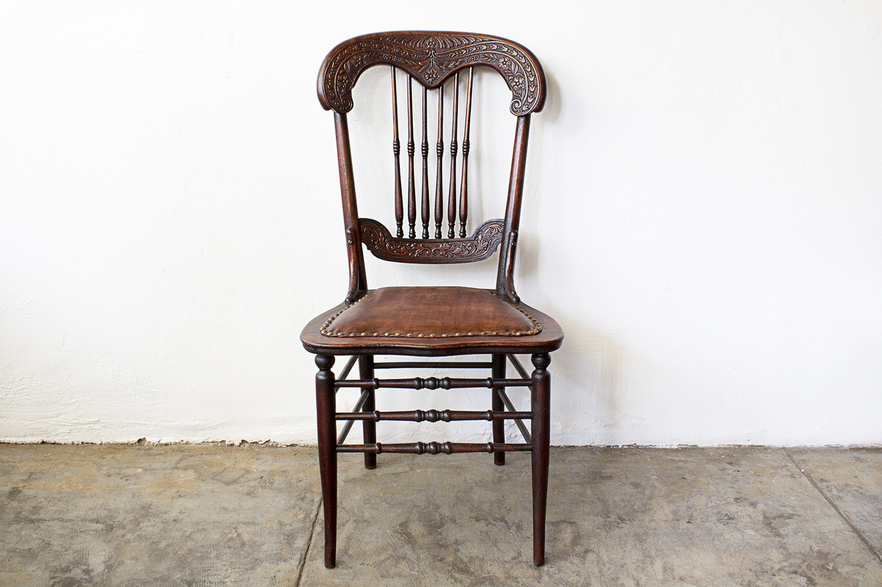 Antique victorian chairs - Antique Victorian Side Chair