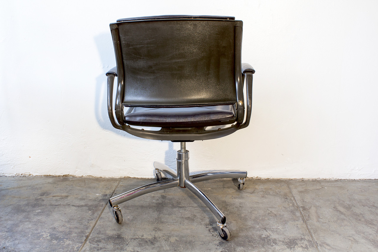 SOLD Vintage SteelCase Office Chair Refinished Rehab Vintage