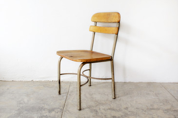 1950s School Chair, Uncommon