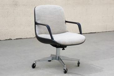 Vintage Steelcase 451 Office Chair, Refinished