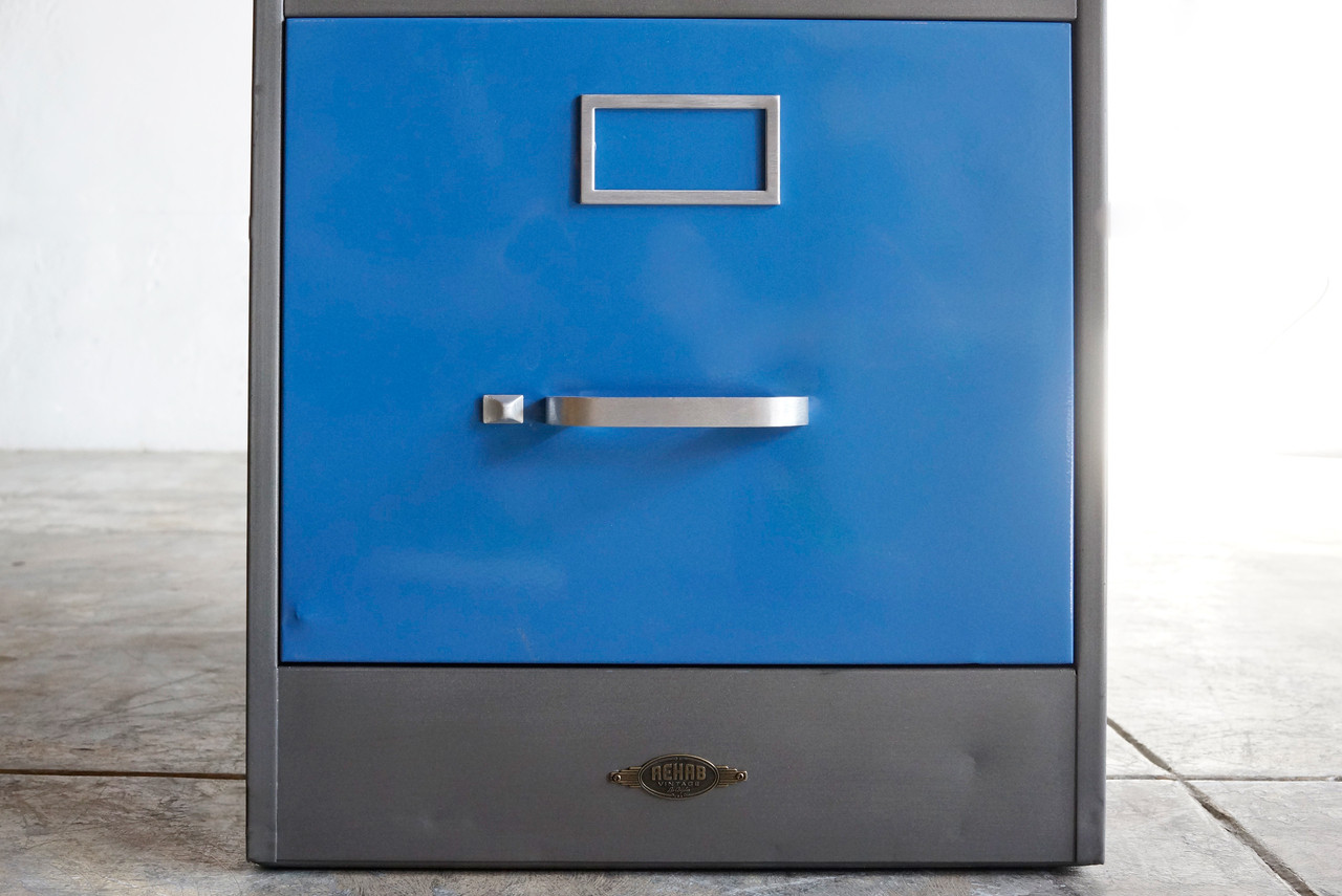 1960s Steelcase Vertical Filing Cabinet, SPECIAL ORDER - Rehab ...