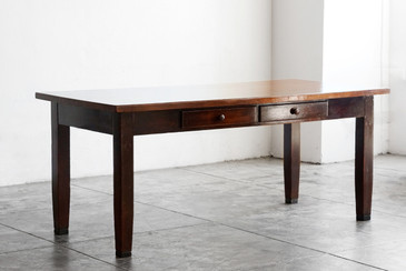 SOLD - American Craftsman Library Table, Mahogony