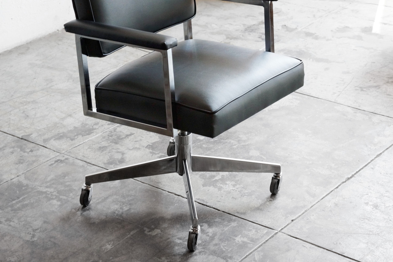 Captivating SOLD   1970s SteelCase Office Chair, Refinished   Rehab Vintage Interiors Great Pictures