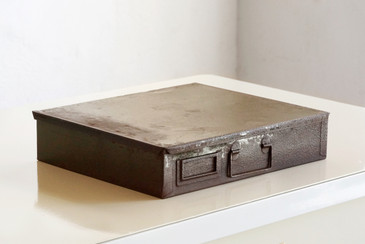SOLD - Vintage Industrial Tool Case