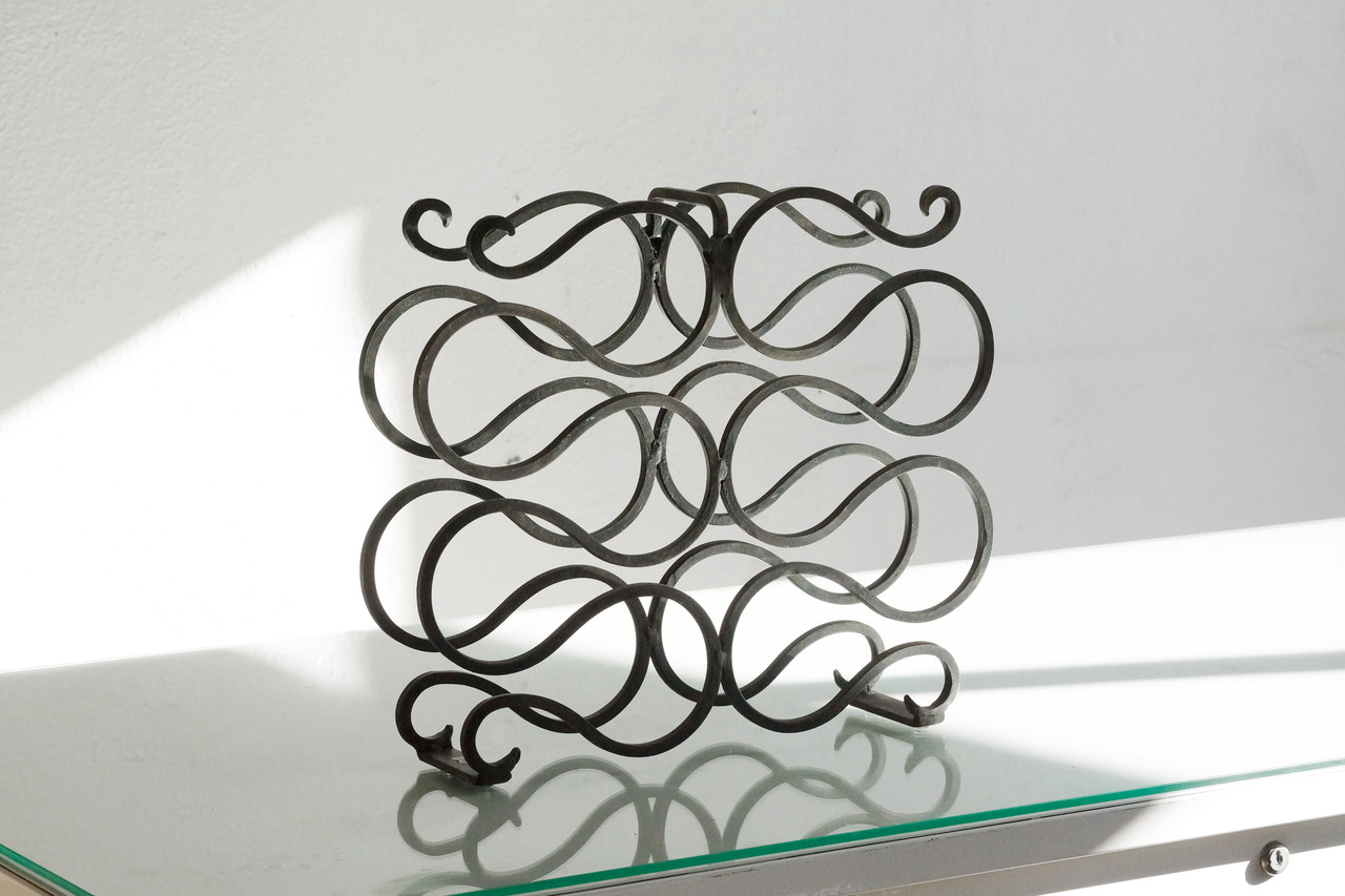 wrought bath for rack forged towels racks iron wine