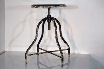 SOLD - 1940s Medical Stool