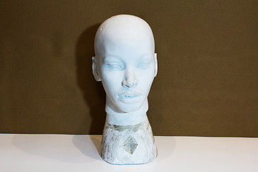 SOLD - Ralph Pucci Mannequin Mold, Model Unknown, 1989