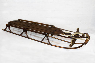 SOLD - Vintage Yankee Clipper Sled c. 1950