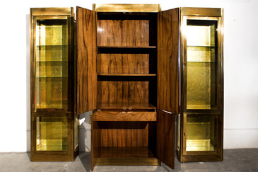 Mastercraft Storage  Display Cabinet Trio 1982
