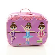 Bobble Art Ballerina Lunch Box