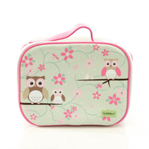 Bobble Art Owl Lunch Box