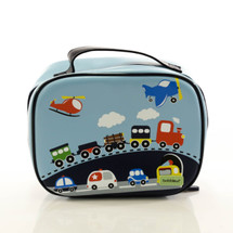 Bobble Art Traffic Lunch Box