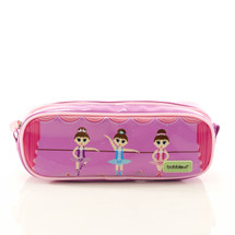Bobble Art Ballerina Barrel Pencil Case