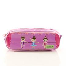Bobble Art Ballerina Barrel Pencil Case