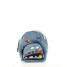 Bobble Art Traffic Baby Backpack