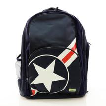 Bobble Art Stars & Stripes School Backpack