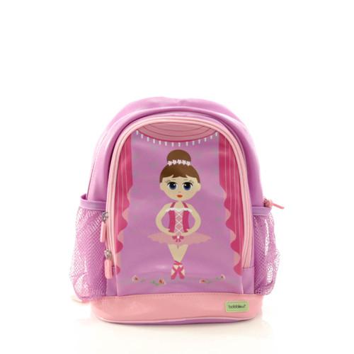 Bobble Art Ballerina Small Poly Vinyl Backpack