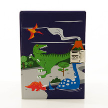 Bobble Art Dinosaur Diary